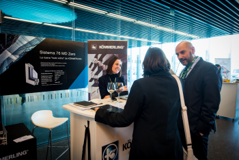 Stands-Networking-Comida-3-5-Congreso-Edificios-Energia-Casi-Nula-2018