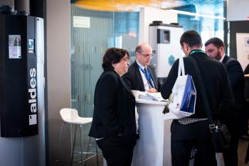 Stands-Networking-Comida-14-5-Congreso-Edificios-Energia-Casi-Nula-2018