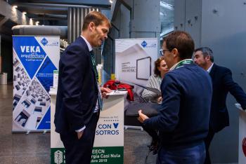 Stands-Comida-Networking-5-6-Congreso-Edificios-Energia-Casi-Nula-2019