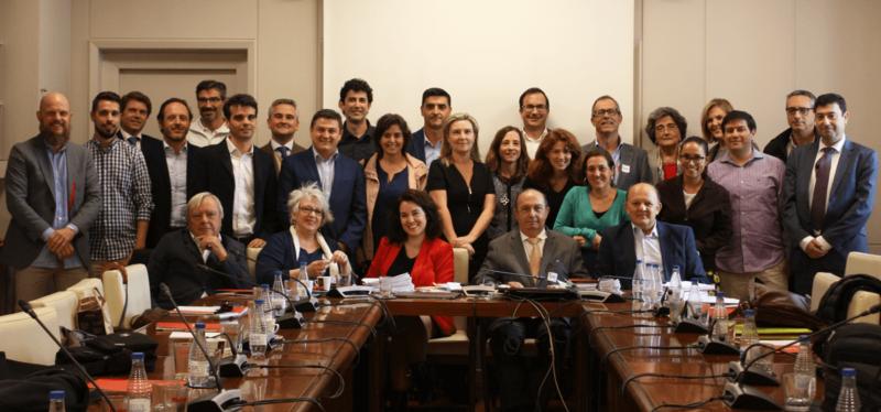 Segunda reunión Comité Técnico V Congreso EECN - Octubre 2018