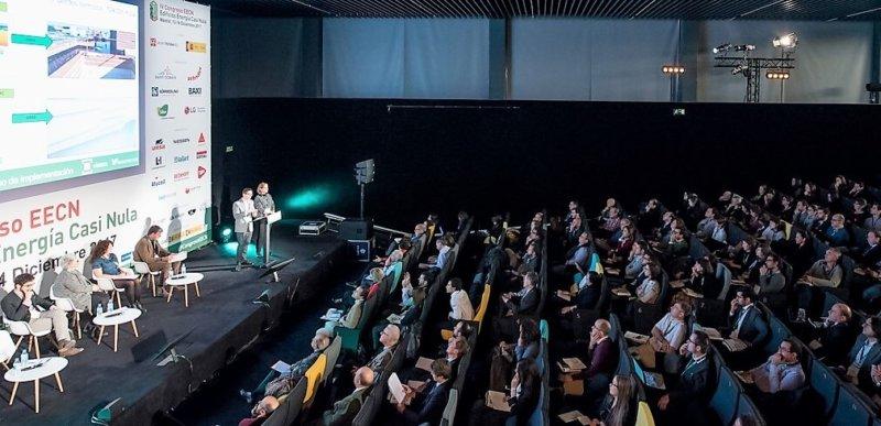 Auditorio del IV Congreso Edificios Energía Casi Nula