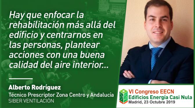 Entrevista a Alberto Rodríguez de Siber Ventilación