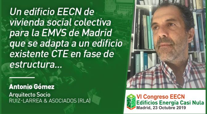 Entrevista a Antonio Gómez de Ruiz-Larrea y Asociados