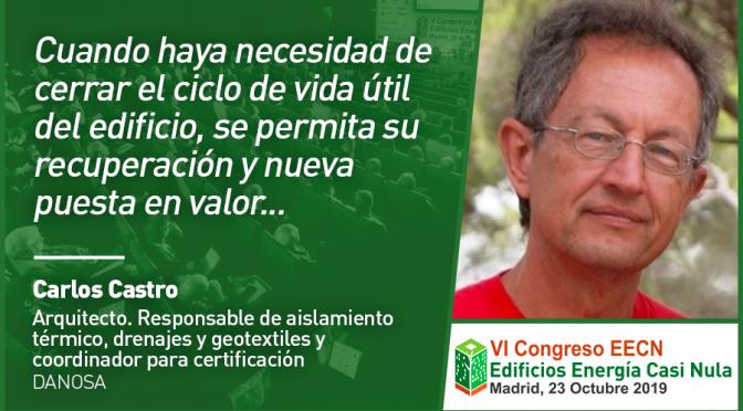 Entrevista a Carlos Castro de Danosa