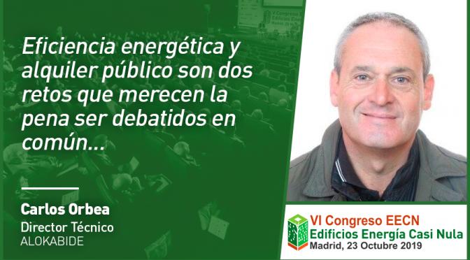 Entrevista a Carlos Orbea de Alokabide