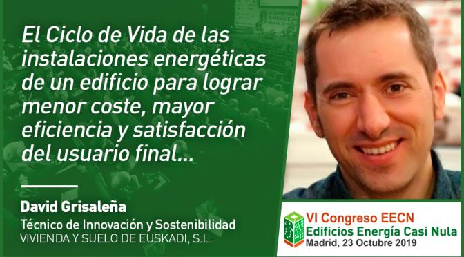 Entrevista a David Grisaleña de VISESA