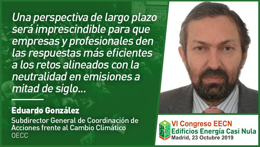 Entrevista a Eduardo González de OECC