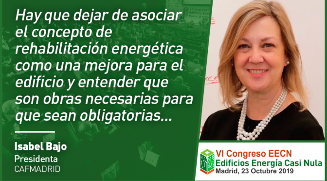 Entrevista a Isabel Bajo de CAF Madrid