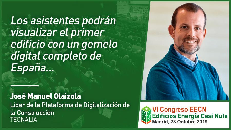 Entrevista a José Manuel Olaizola de Tecnalia