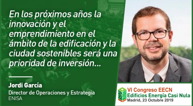 Entrevista a Jordi García Brustenga de ENISA