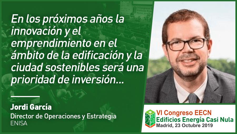 Entrevista a Jordi García de ENISA