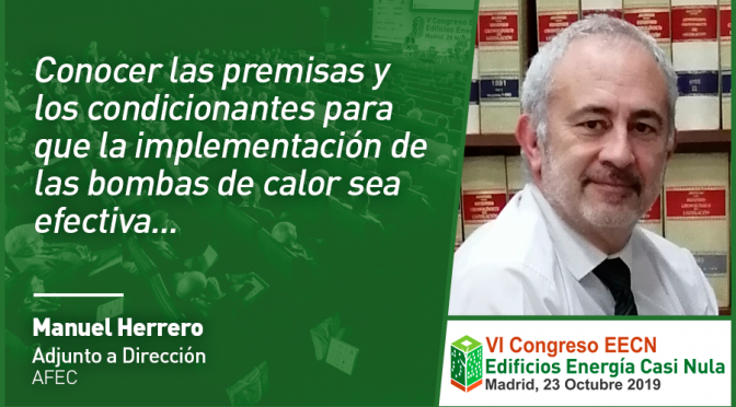 Entrevista a Manuel Herrero de AFEC