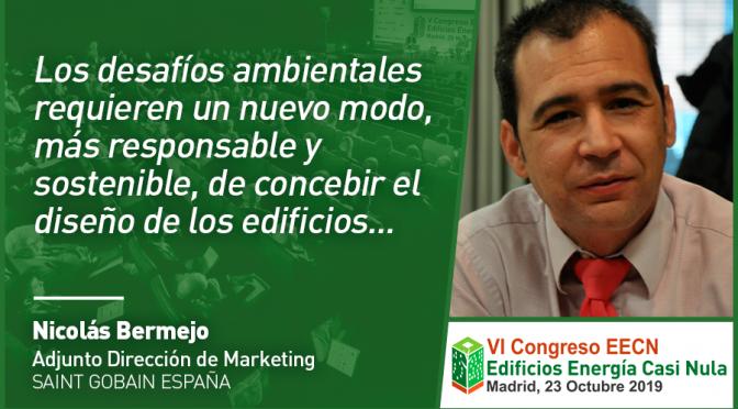 Entrevista a Nicolás Bermejo de SAINT-GOBAIN