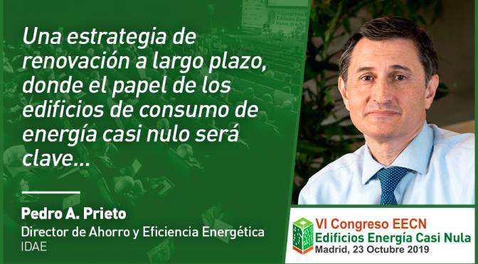 Entrevista a Pedro Prieto de IDAE