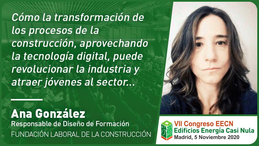 Entrevista a Ana González