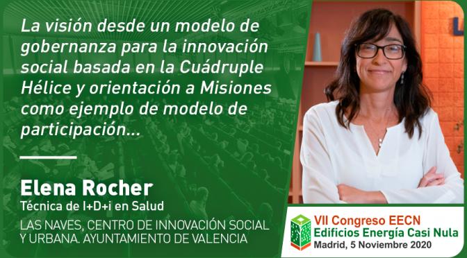 Entrevista a Elena Rocher de Ayuntamiento de Valencia