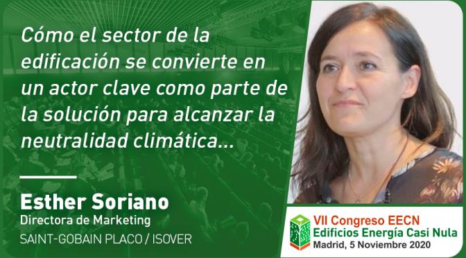 Entrevista a Esther Soriano de Saint-Gobain Placo / Isover