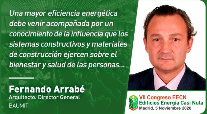 Entrevista a Fernando Arrabé