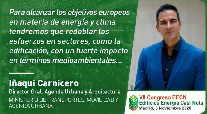 Entrevista a Iñaqui Carnicero del Ministerio de Transportes, Movilidad y Agenda Urbana