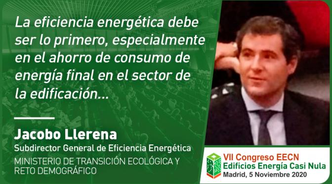 Entrevista a Jacobo Llerena del Ministerio para la Transición Ecológica y el Reto Demográfico