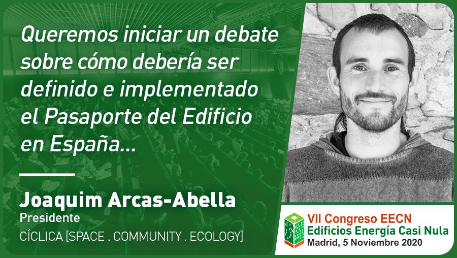Entrevista a Joaquim Arcas-Abella