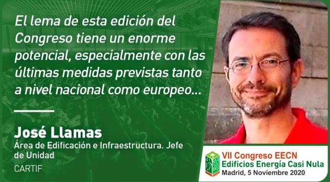 Entrevista a José Llamas