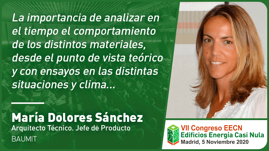 Entrevista a María Dolores Sánchez de Baumit