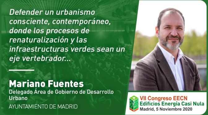 Entrevista a Mariano Fuentes de Ayuntamiento de Madrid