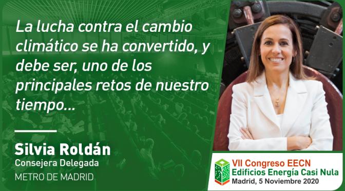 Entrevista a Silvia Roldán de Metro de Madrid