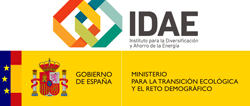 IDAE / Ministerio para la Transición Ecológica y el Reto Demográfico