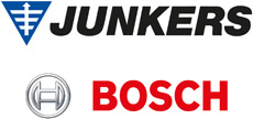 Logo Junkers - BOSCH